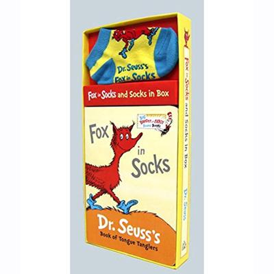 Fox in socks and socks in a box 1