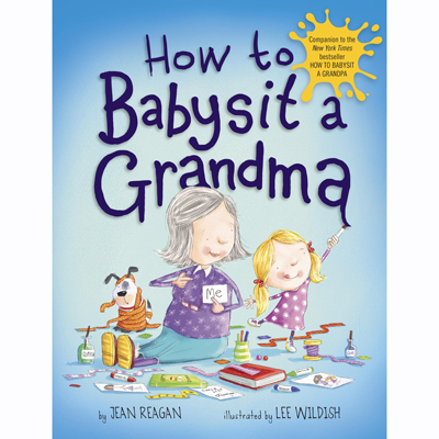 How to Babysit a Grandma 1