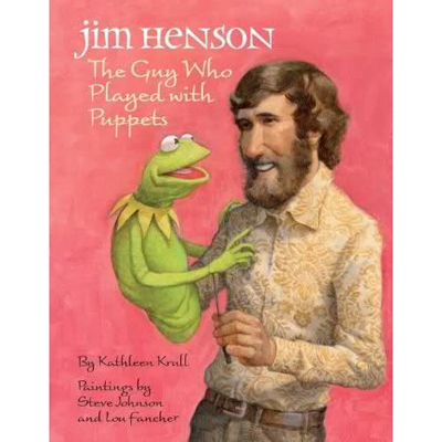 Jim Henson the guy who played with puppets 1