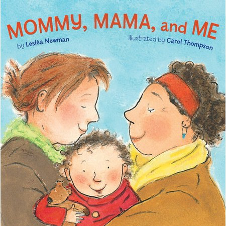 Mommy, Mama, and Me 1