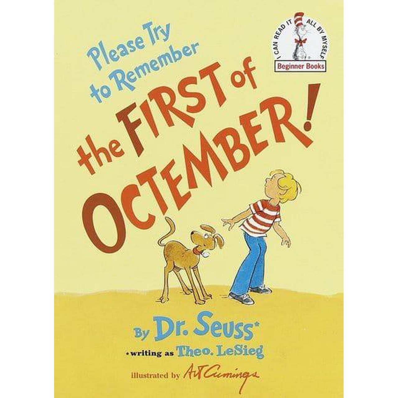Please try to remember the first of Octember 1