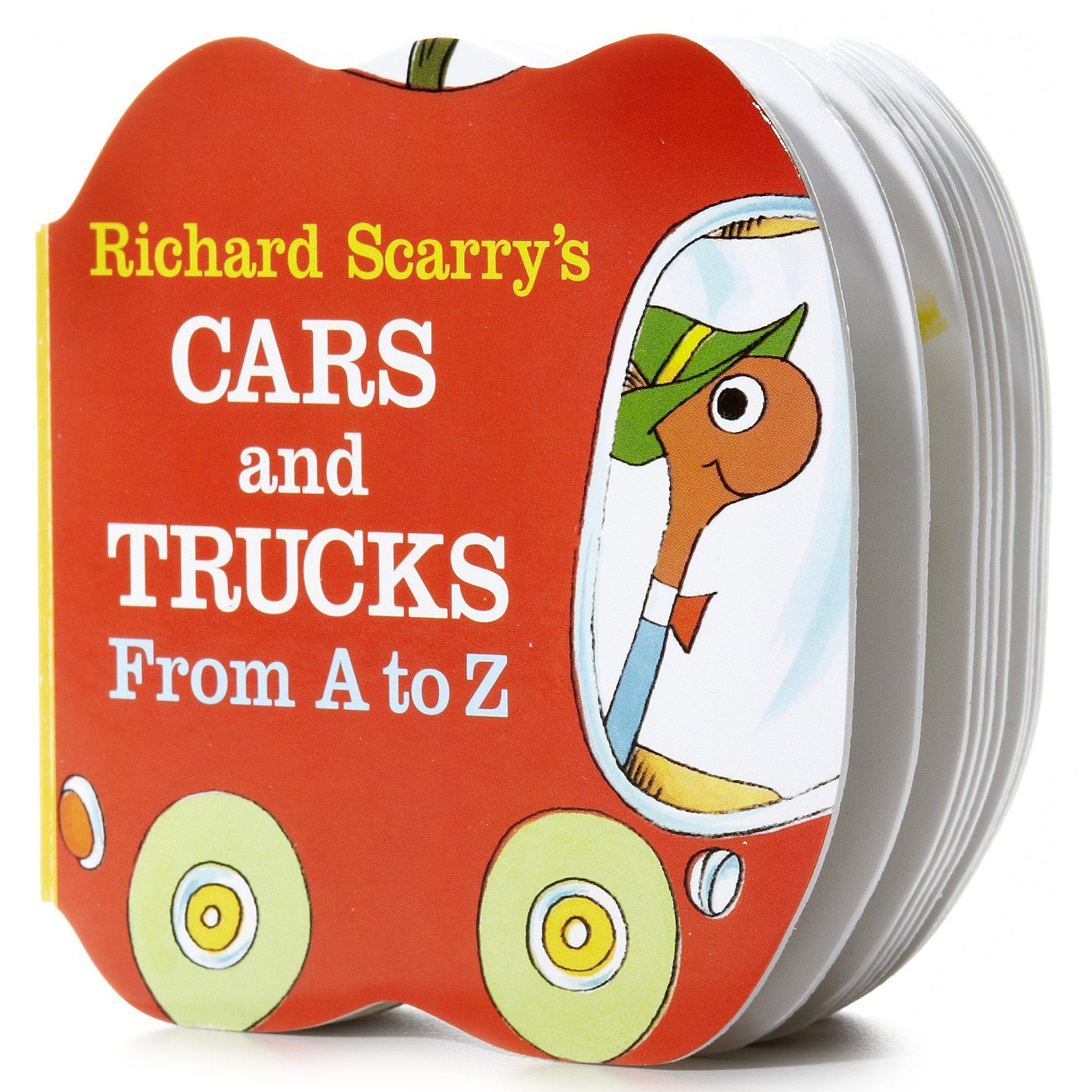 Richard Scarry's Cars and Trucks from A to Z 1
