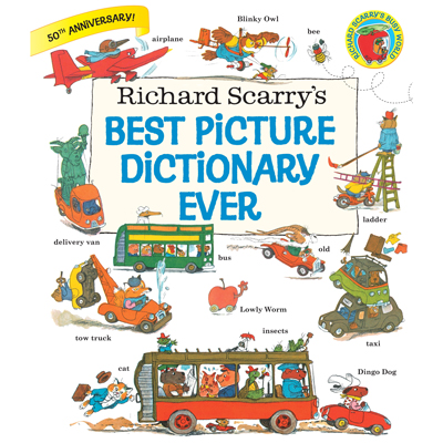 Richard Scarry's Best Picture Dictionary Ever 1