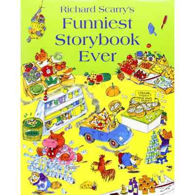 Richard Scarry's Funniest Storybook Ever! 1
