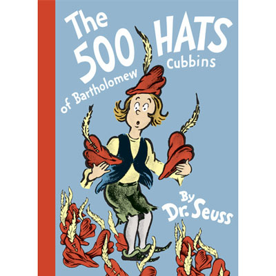 The 500 Hats of Bartholomew Cubbins 1