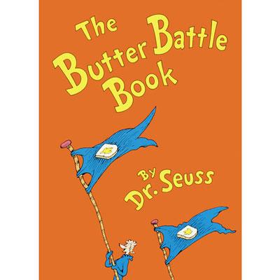 The Butter Battle Book - Dr. Seuss 1