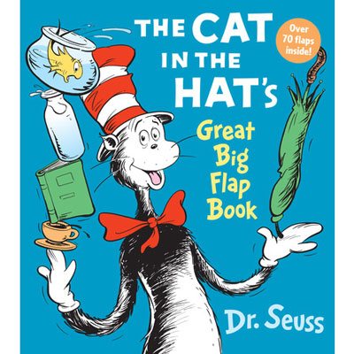 The Cat in the Hat's Great Big Flap Book 1