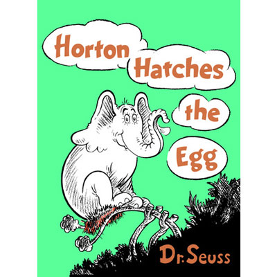 Horton hatches the egg 1