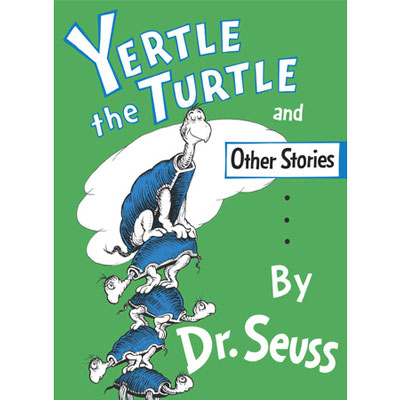 Yertle the Turtle & other stories - Dr. Seuss 1