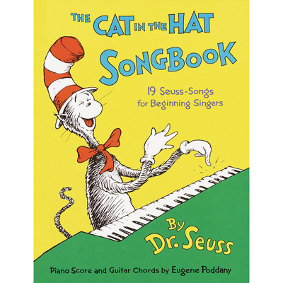 The Cat in the Hat Songbook - Dr. Seuss 1