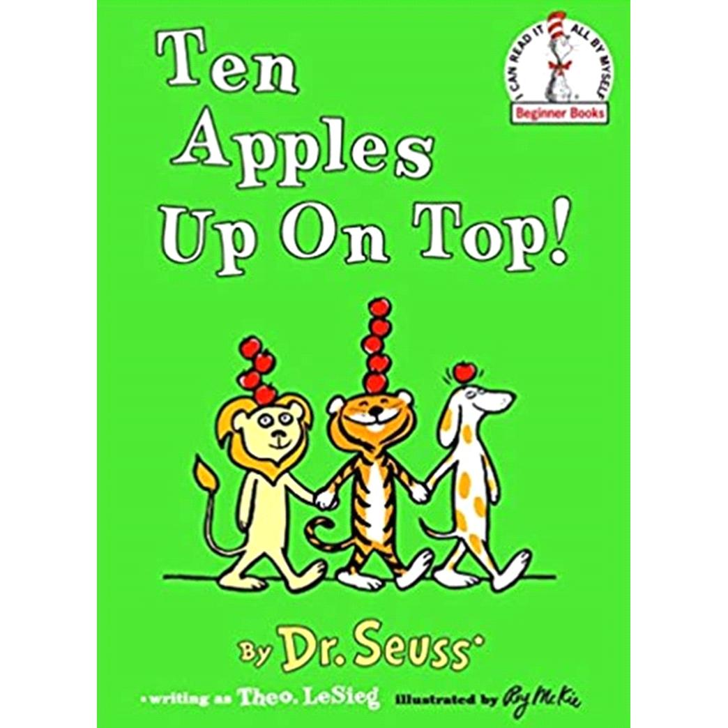 Ten Apples up on top 1