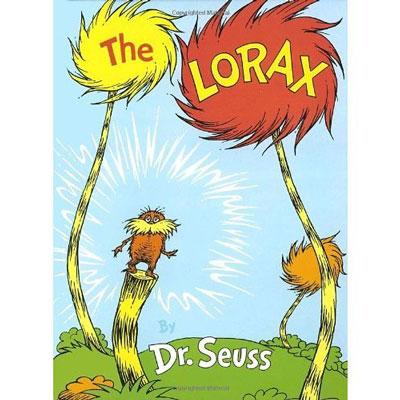 The Lorax - Dr. Seuss 1