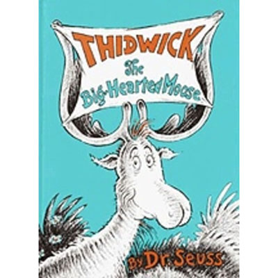 Thidwick the Big-Hearted Moose 1
