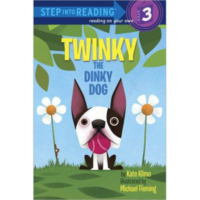 Twinky the Dinky Dog Step 3 1