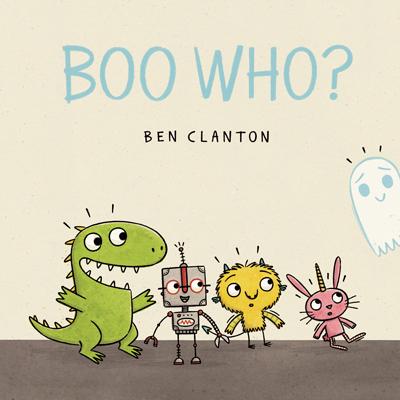 Boo Who board book 1