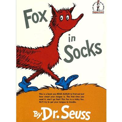 Fox in Socks by Dr. Seuss 1