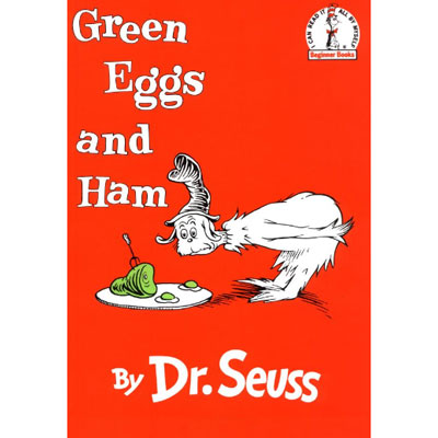 Green Eggs and Ham - Dr. Seuss 1