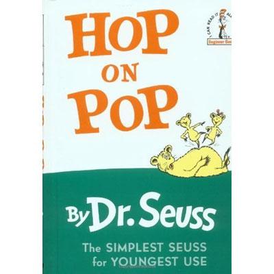 Hop on Pop by Dr. Seuss 1