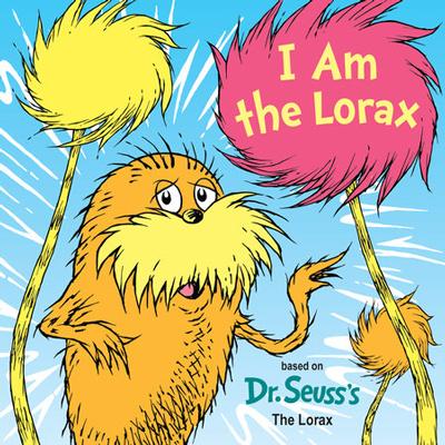I am the Lorax 1