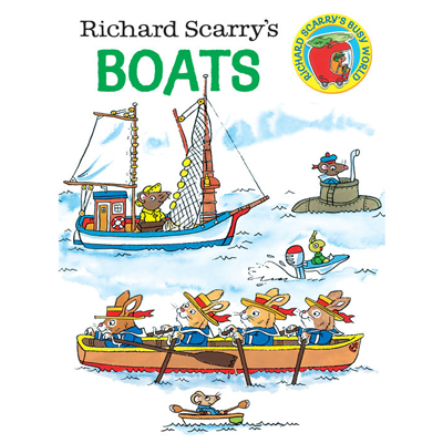 Richard Scarry's Boats 1