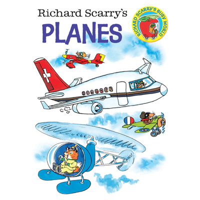 Richard Scarry's Planes 1