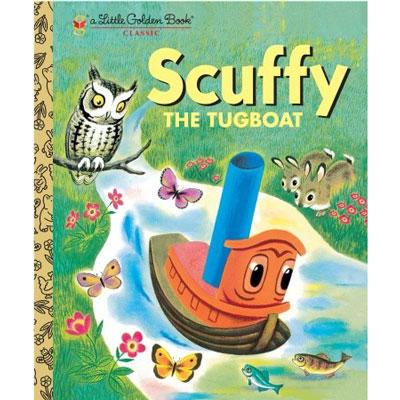 Scuffy the Tugboat 1