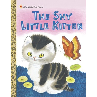 The Shy Little Kitten 1