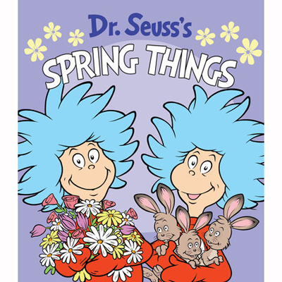 Dr. Seuss's Spring Things 1