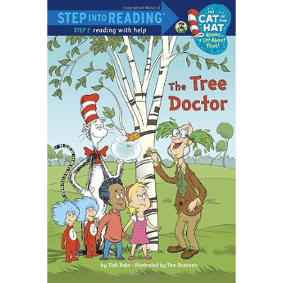 The Tree Doctor step into reading 2 1