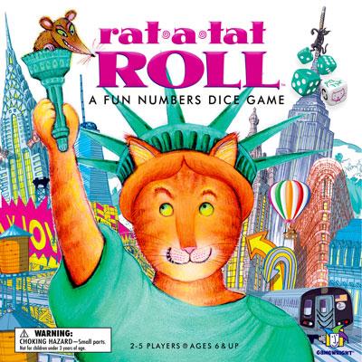 Rat a Tat Roll 1
