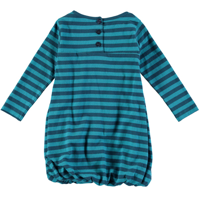 Margo striped bubble dress 2
