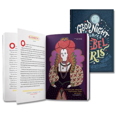 Good Night Stories For Rebel Girls 3