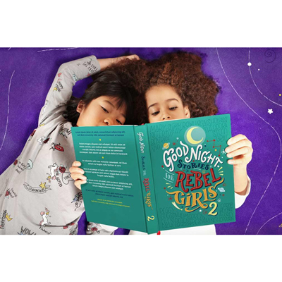 Goodnight Stories for Rebel Girls Volume 2 1