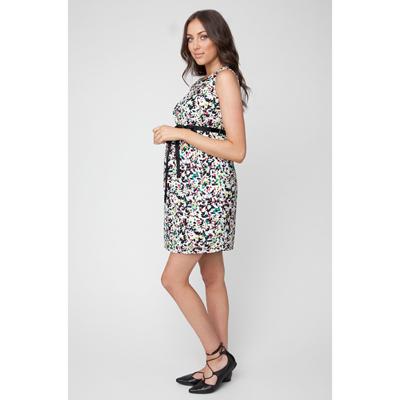 Test pattern tunic dress 3