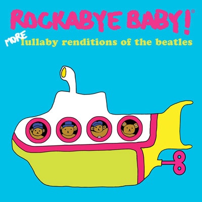 The Beatles (More) Lullaby Renditions 1