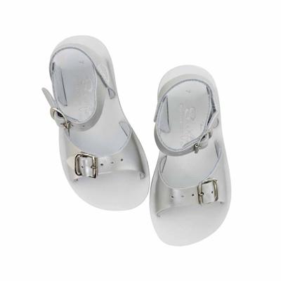 Sun San Surfer Silver sandal 1