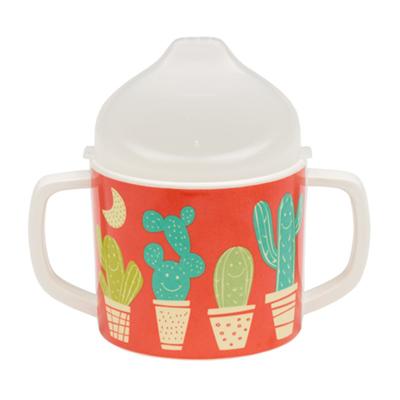 Happy Cactus Sippy Cup 1