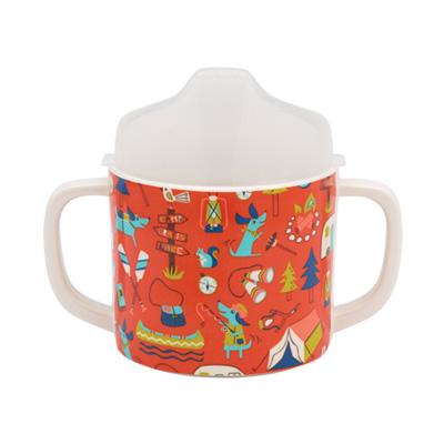 Happy Camper Sippy Cup 1