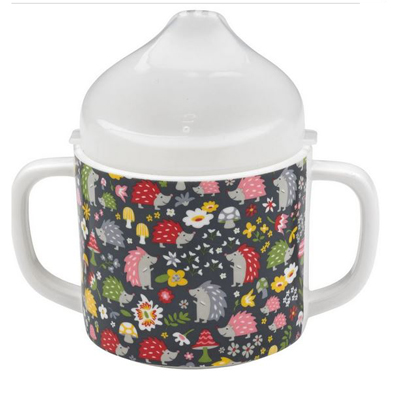 Hedgehog sippy cup 1