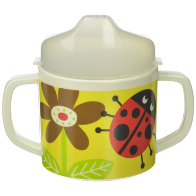 Ladybug sippy cup 1