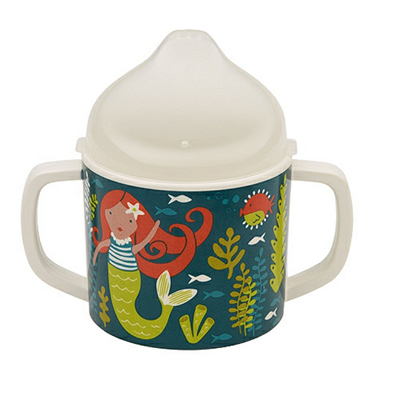 Isla Mermaid sippy cup 1