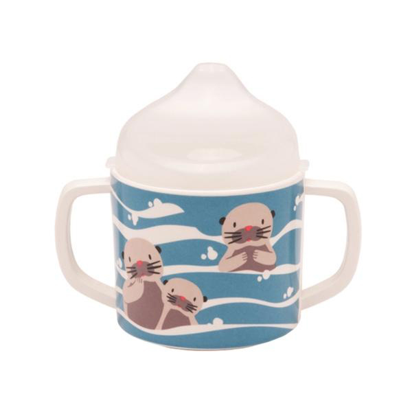 Baby otter sippy cup 1