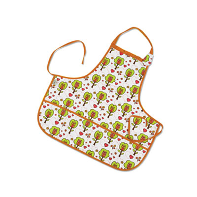 Owl kiddie apron by Sugar Booger 1