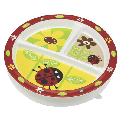 Ladybug divided suction plate 1