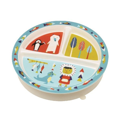 Polar Pals divided suction plate 1