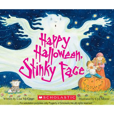 Happy Halloween Stinky Face! 1