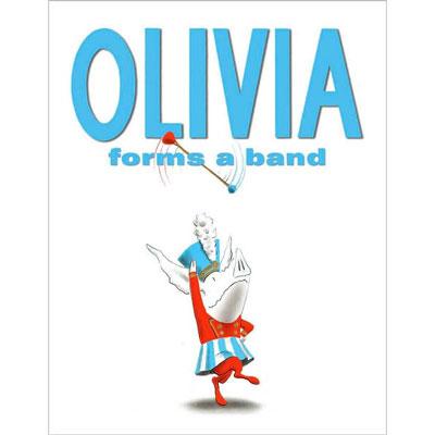 Olivia forms a band by Ian Falconer 1