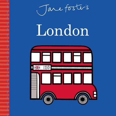 Jane Foster's Cities: London 1