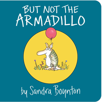 But Not The Armadillo 1