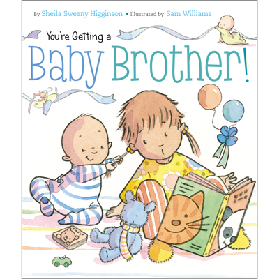 You're getting a Baby Brother! 1
